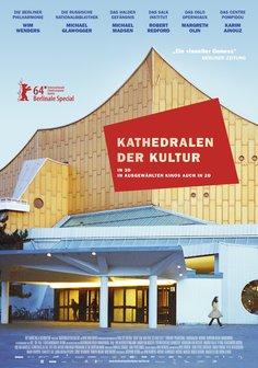 Kathedralen der Kultur Poster