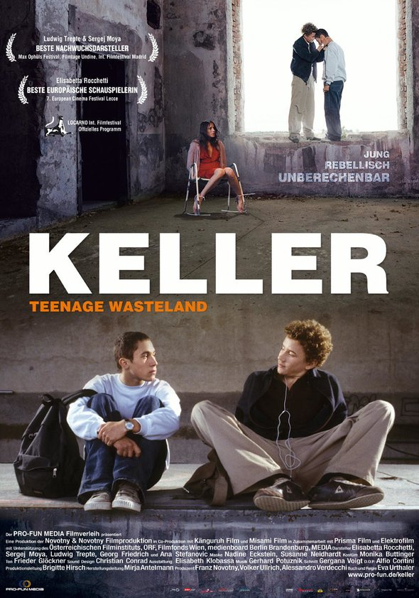 Keller - Teenage Wasteland Poster