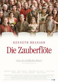 Kenneth Branagh - Die Zauberflöte Poster