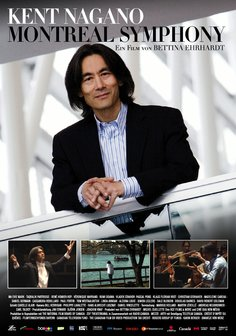 Kent Nagano - Montréal Symphony Poster