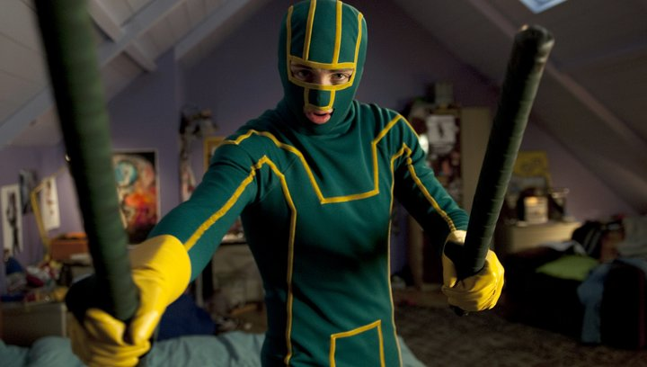 Kick-Ass - OV-Trailer Poster