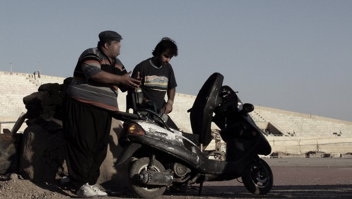 Kick Off Kirkuk - OV-Trailer Poster