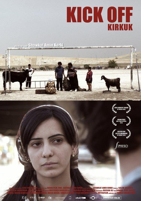 Kick Off Kirkuk Poster
