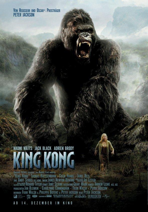 King Kong Poster