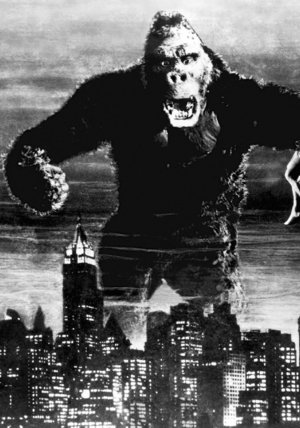 King Kong Collection Poster