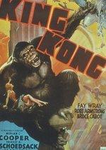 King Kong und die weiße Frau Poster
