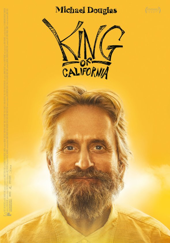 King of California Poster