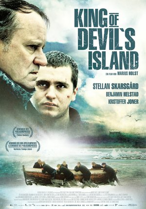 King of Devil's Island Poster