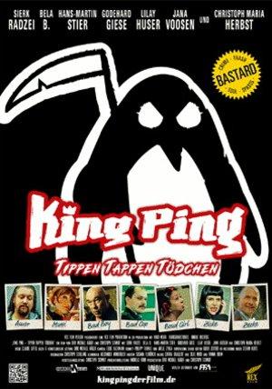King Ping - Tippen Tappen Tödchen Poster