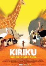 Kiriku und die wilden Tiere Poster