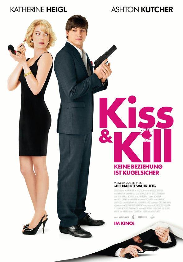 Kiss & Kill Poster