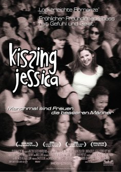 Kissing Jessica Poster