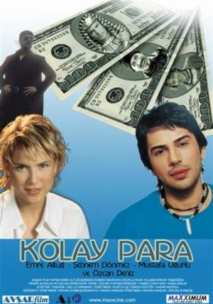 Kolay Para - Easy Money - Schnelles Geld Poster