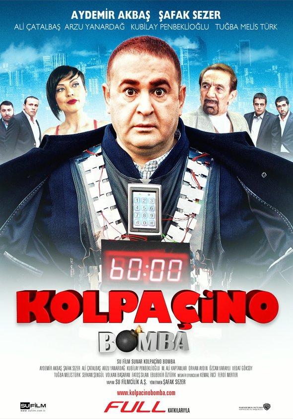 Kolpacino Bomba Poster