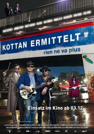 Kottan ermittelt - Rien ne va plus Poster