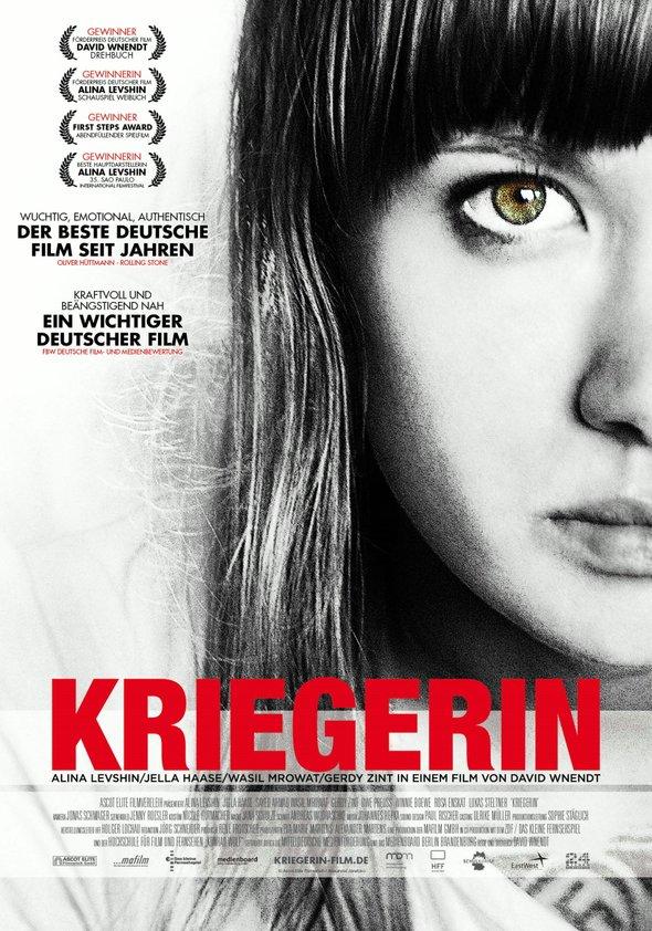 Kriegerin Poster