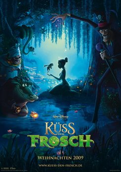 Küss den Frosch