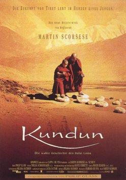 Kundun Poster
