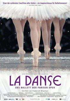 La Danse - Das Ballett der Pariser Oper Poster
