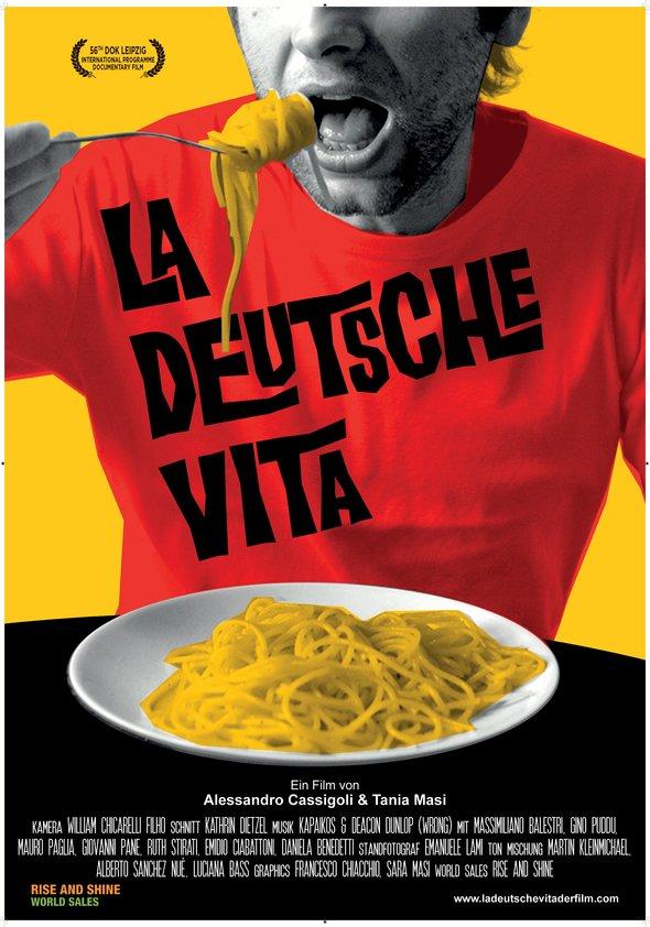 La Deutsche Vita Poster