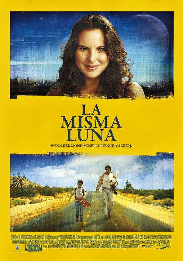 La Misma Luna Poster