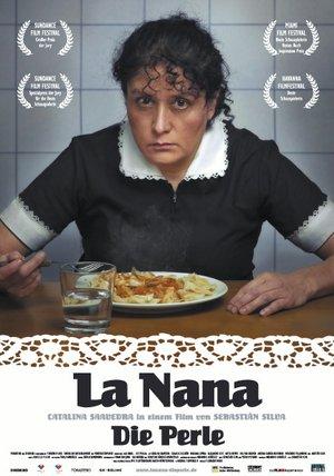 La nana - Die Perle Poster