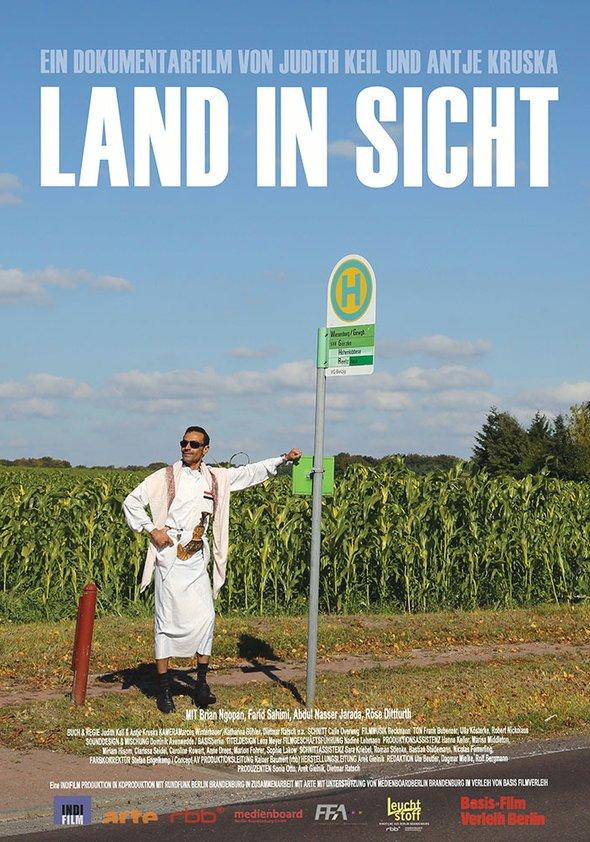 Land in Sicht Poster