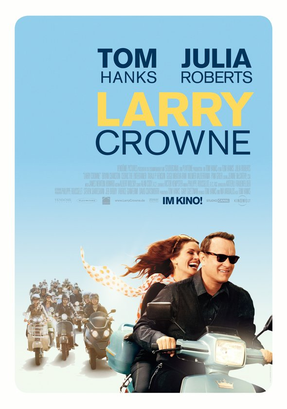 Larry Crowne Poster