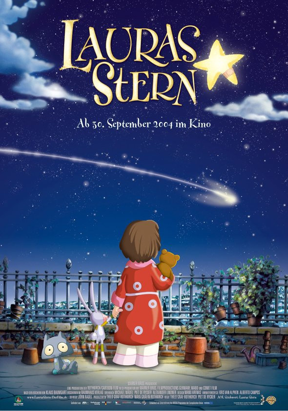 Lauras Stern Poster