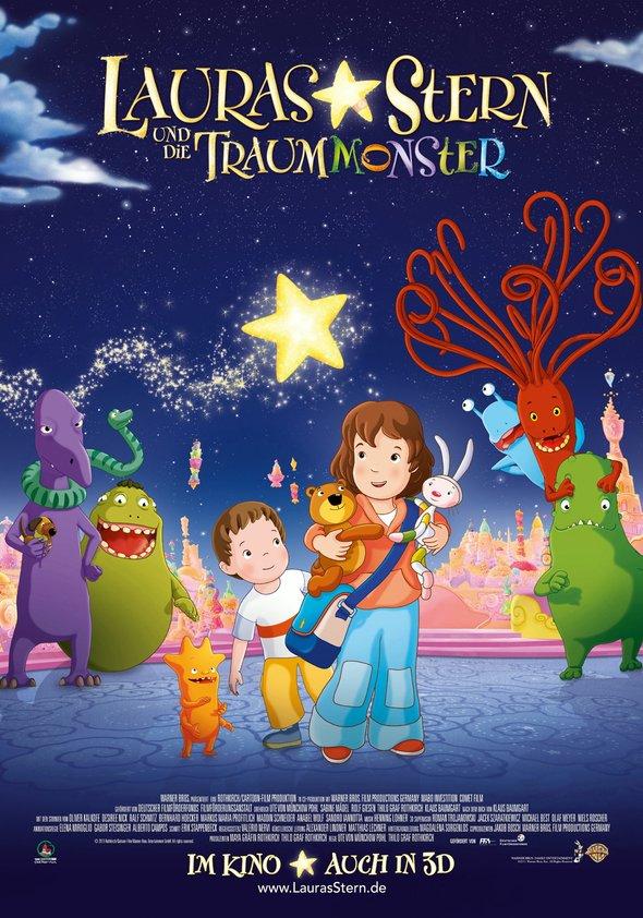 Lauras Stern und die Traummonster Poster