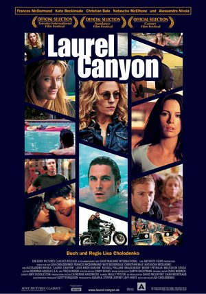 Laurel Canyon Poster