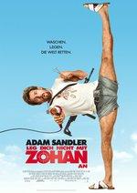Leg dich nicht mit Zohan an Poster