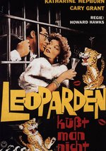 Leoparden küßt man nicht Poster
