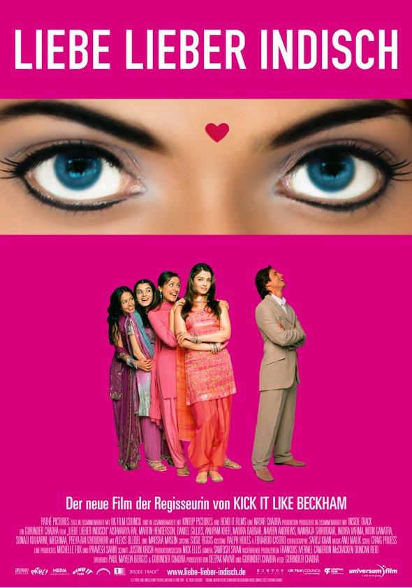 Liebe lieber indisch Poster