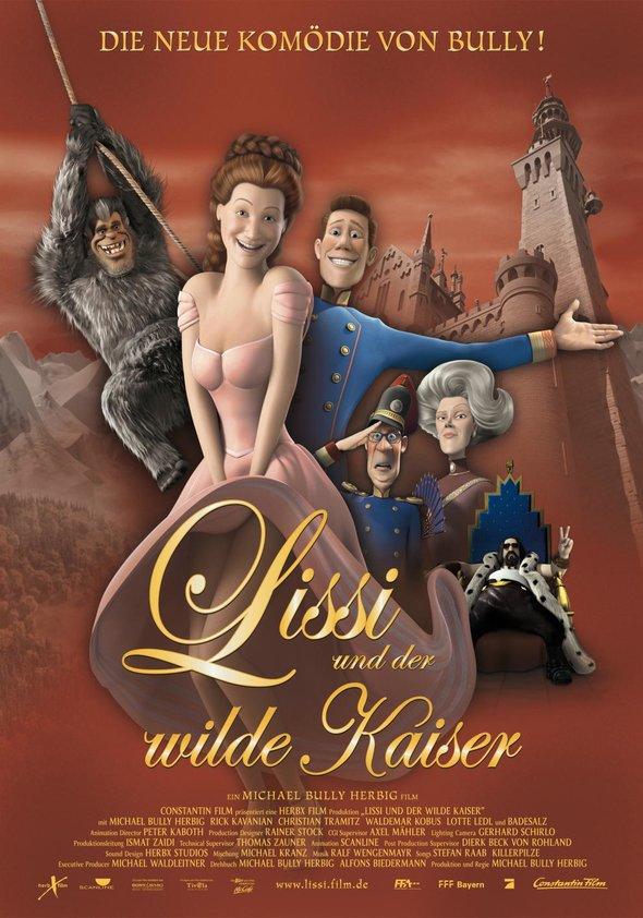 Lissi und der wilde Kaiser Poster