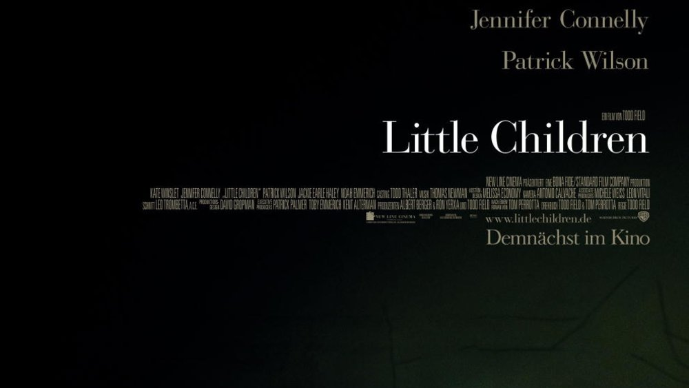 Little Children Poster
