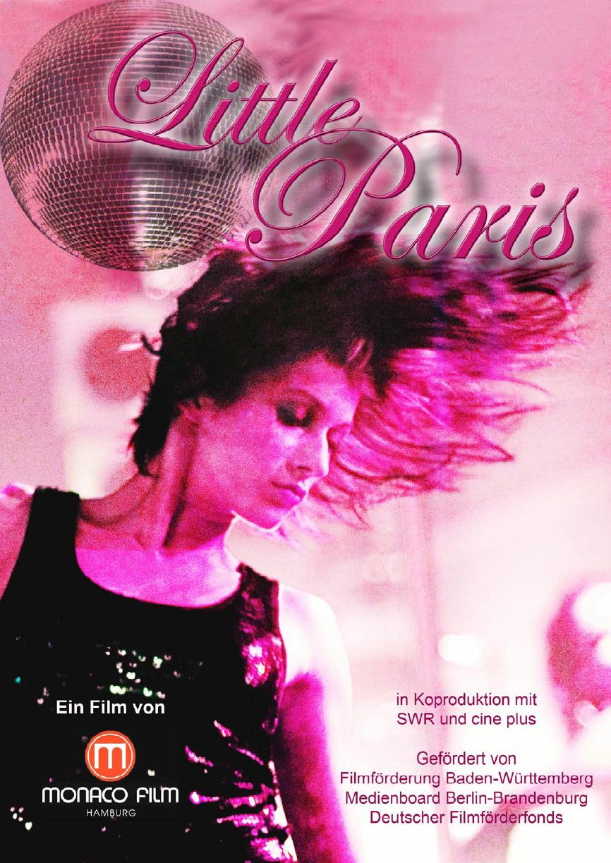 Little Paris Poster
