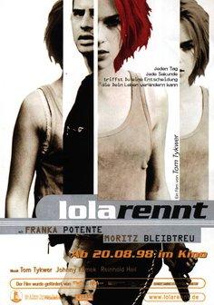 Lola rennt Poster