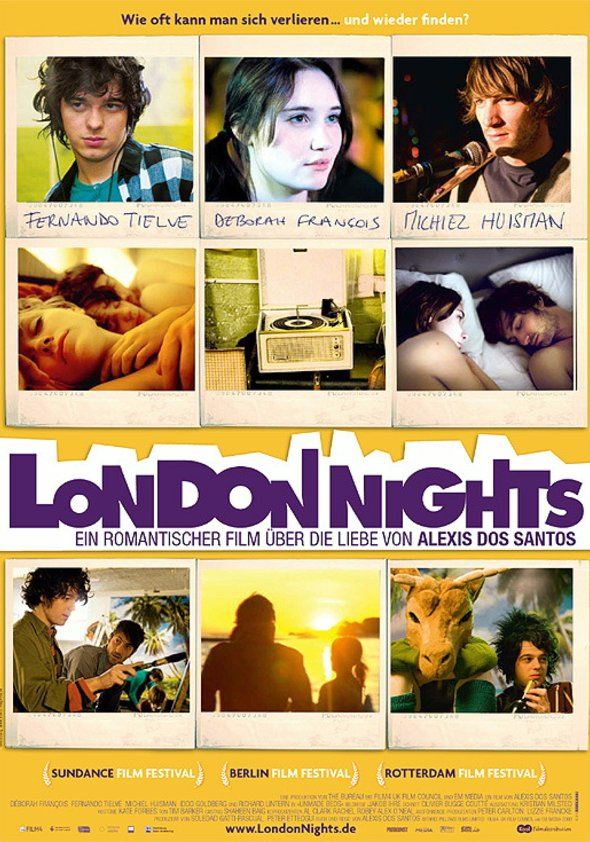 London Nights Poster