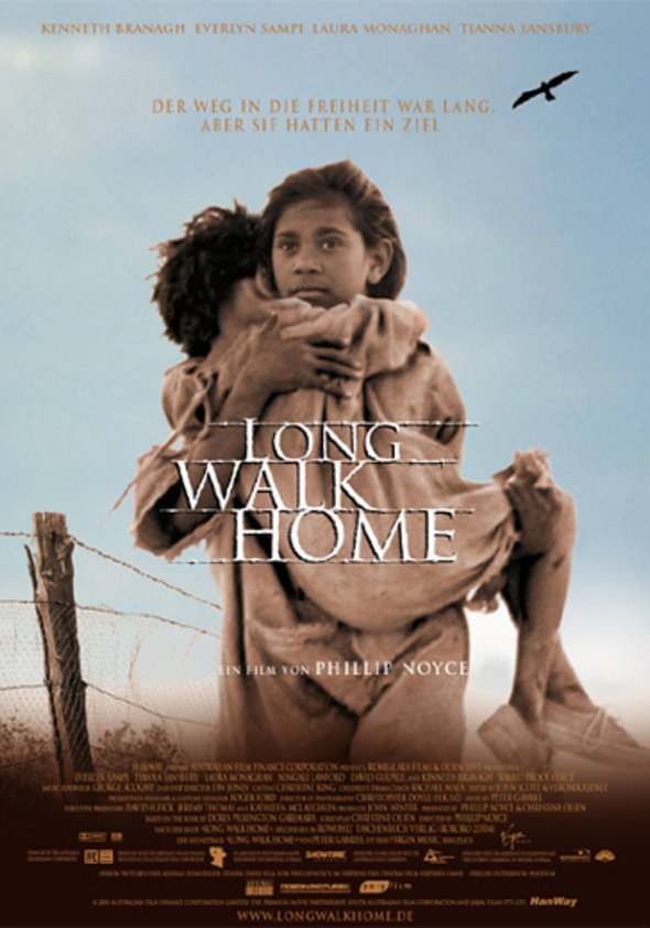 Long Walk Home Poster