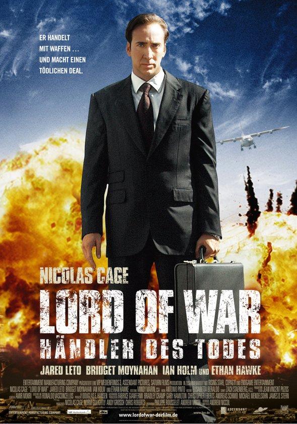 Lord of War - Händler des Todes Poster