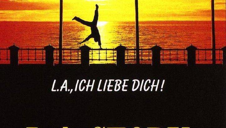 Los Angeles, Ich Liebe Dich - OV-Trailer Poster