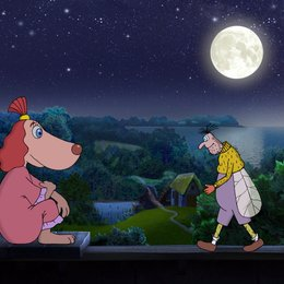 Lotte und das Geheimnis der Mondsteine - Trailer Poster