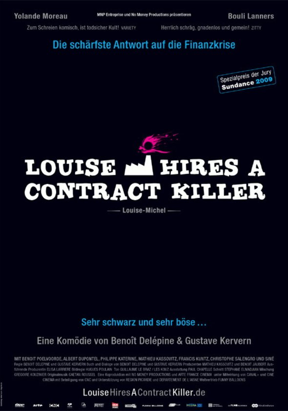 Louise Hires a Contract Killer Poster