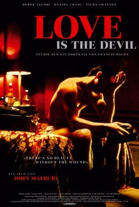 Love is the Devil - Studie für ein Porträt von Francis Bacon