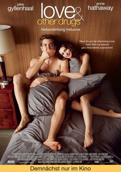 Love & Other Drugs - Nebenwirkung inklusive Poster