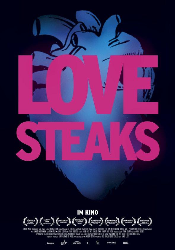 Love Steaks Poster