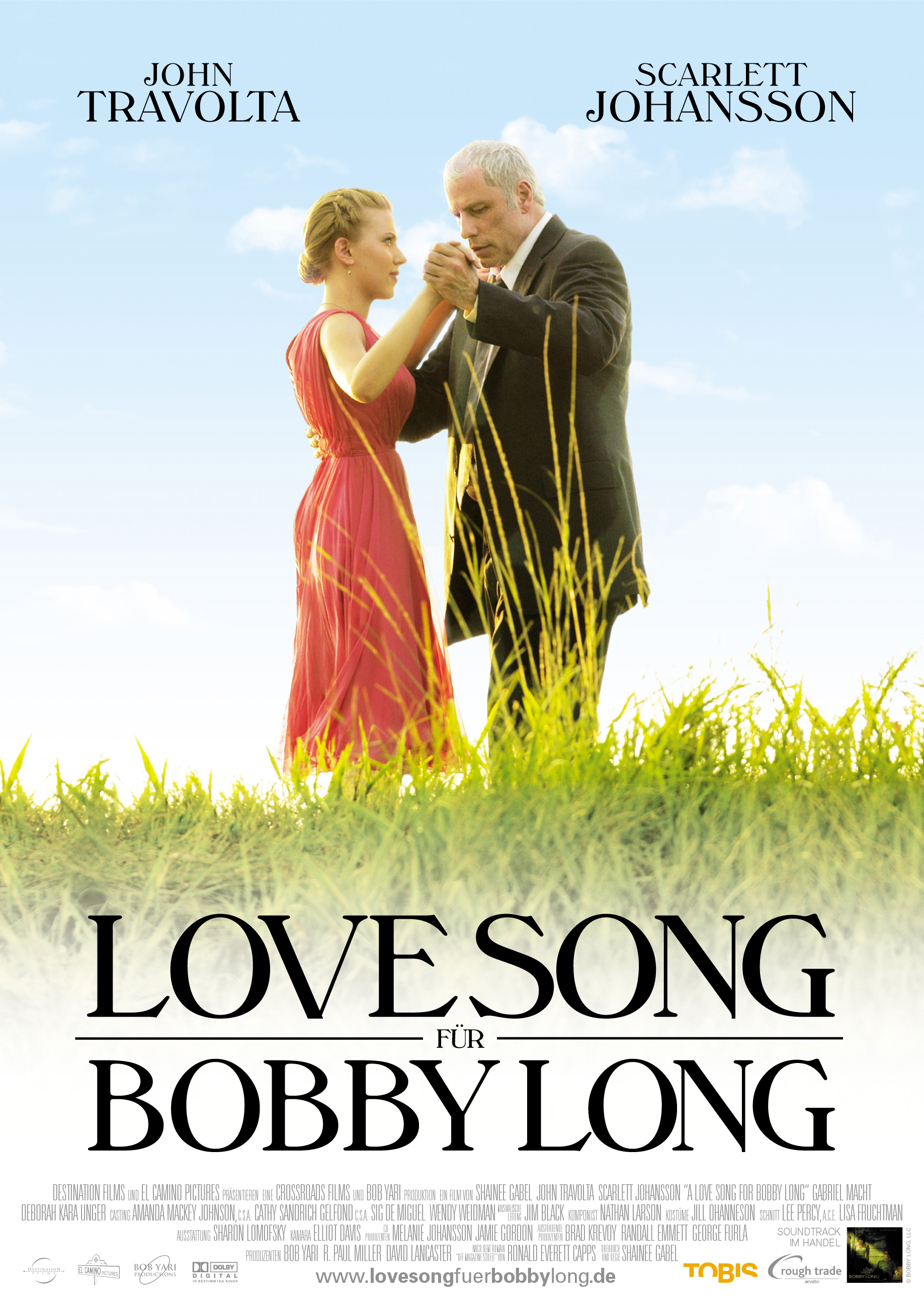 Lovesong für Bobby Long Poster