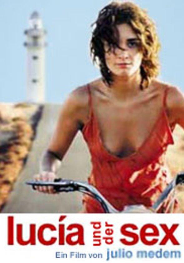 Lucía und der Sex Poster