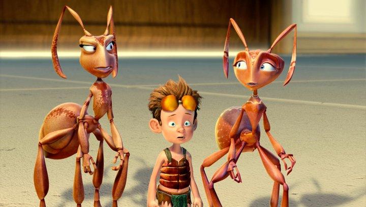 Lucas, der Ameisenschreck - Trailer Poster